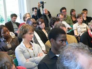 Conference, Afrique, Genève, 2010